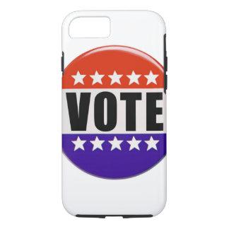 Just Vote iPhone 7, Tough Phone Case