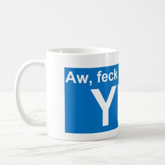 Just Vote Yes Coffee Mug