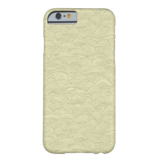 just waves natural barely there iPhone 6 case