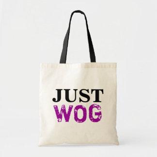 Just WOG Budget Tote Bag