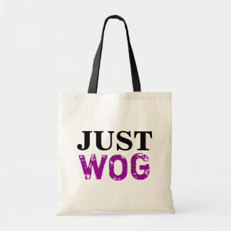 Just WOG Tote Bag