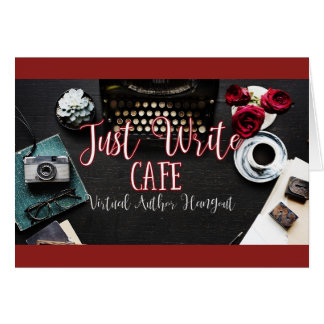 Just Write Cafe Cards