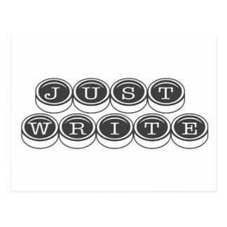Just Write Postcard