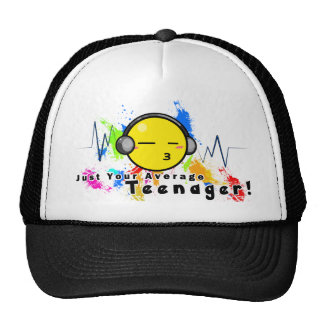 Just Your Average Teenager Cap