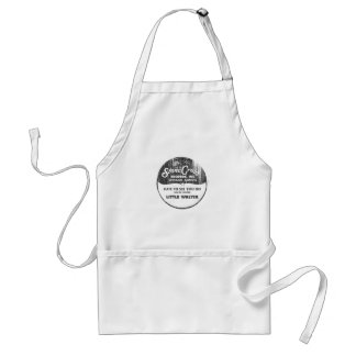 Just  Your Fool Stone Crazy Records Standard Apron