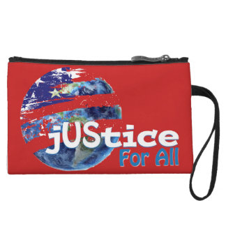 Justice for All Small Pouch