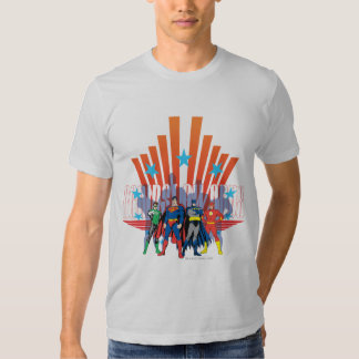 """Justice League """"Against All Odds"""" Shirts"""