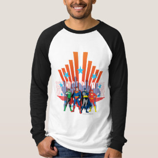 """Justice League """"Against All Odds"""" T-shirts"""