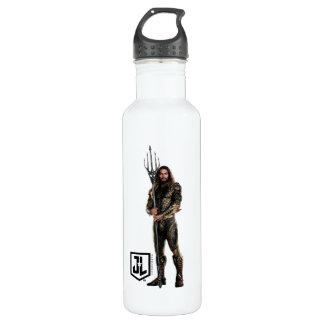 Justice League | Aquaman On Battlefield 710 Ml Water Bottle