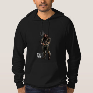 Justice League | Aquaman On Battlefield Hoodie