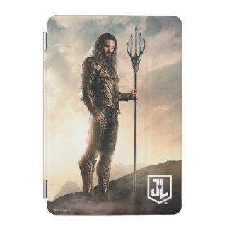 Justice League | Aquaman On Battlefield iPad Mini Cover