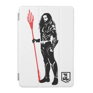 Justice League | Aquaman Pose Noir Pop Art iPad Mini Cover