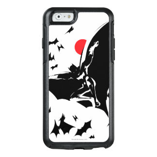 Justice League | Batman in Cloud of Bats Pop Art OtterBox iPhone 6/6s Case