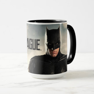 Justice League | Batman On Battlefield Mug
