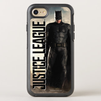 Justice League | Batman On Battlefield OtterBox Symmetry iPhone 8/7 Case