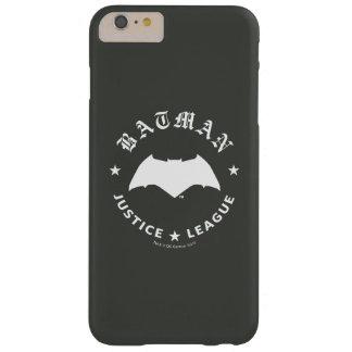 Justice League | Batman Retro Bat Emblem Barely There iPhone 6 Plus Case