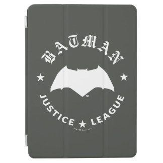 Justice League | Batman Retro Bat Emblem iPad Air Cover