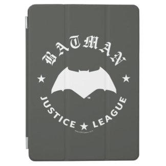 Justice League | Batman Retro Bat Emblem iPad Air Cover