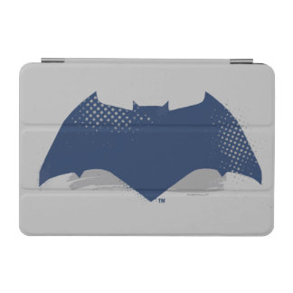 Justice League | Brush & Halftone Batman Symbol iPad Mini Cover