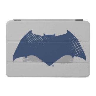 Justice League | Brush & Halftone Batman Symbol iPad Mini Cover