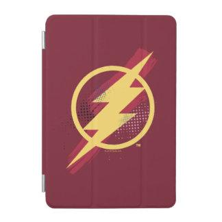 Justice League | Brush & Halftone Flash Symbol iPad Mini Cover