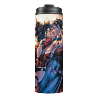 Justice League Comic Cover #12 Variant Thermal Tumbler