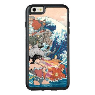 Justice League Comic Cover #15 Variant OtterBox iPhone 6/6s Plus Case