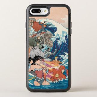 Justice League Comic Cover #15 Variant OtterBox Symmetry iPhone 7 Plus Case