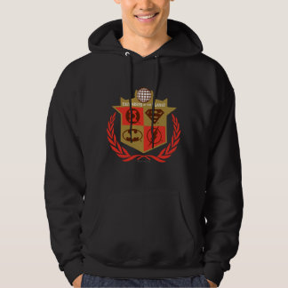 Justice League Defenders of the Planet Hoodie