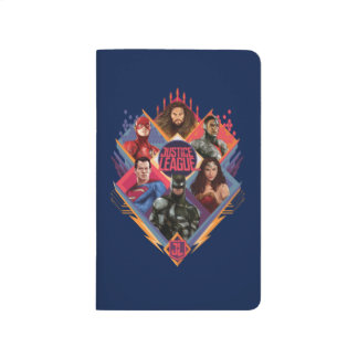 Justice League | Diamond Hatch Group Badge Journal