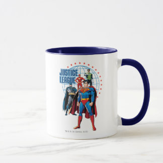 Justice League Global Heroes