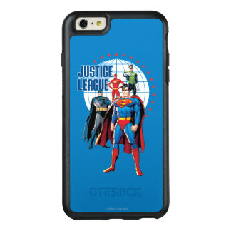 Justice League Global Heroes OtterBox iPhone 6/6s Plus Case