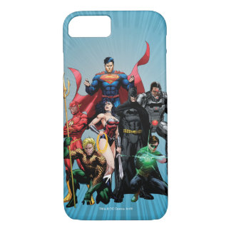 Justice League - Group 2 iPhone 7 Case