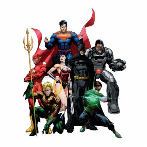 Justice League Group 65