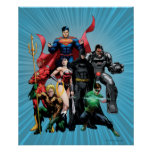 Justice League - Group 2 Poster