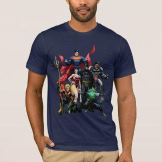 Justice League - Group 2 T-Shirt