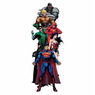Justice League - Group 3 Photo Cut Outs