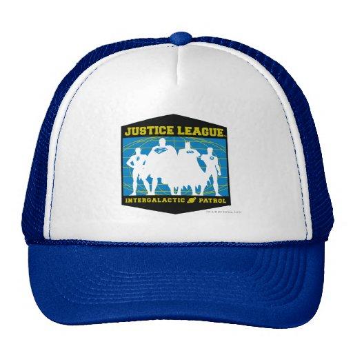 Justice League Intergalactic Patrol Hat