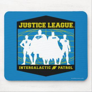 Justice League Intergalactic Patrol Mouse Pad