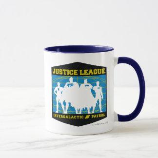 Justice League Intergalactic Patrol Mug