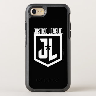 Justice League | JL Shield OtterBox Symmetry iPhone 8/7 Case
