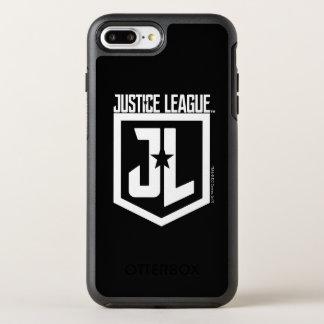 Justice League | JL Shield OtterBox Symmetry iPhone 8 Plus/7 Plus Case