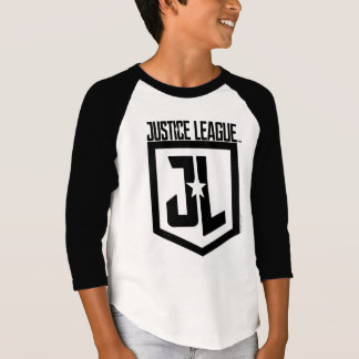 Justice League | JL Shield T-Shirt