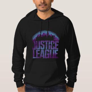 Justice League | Justice League City Silhouette Hoodie