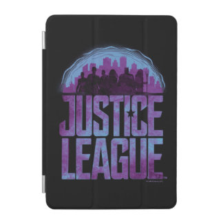 Justice League | Justice League City Silhouette iPad Mini Cover