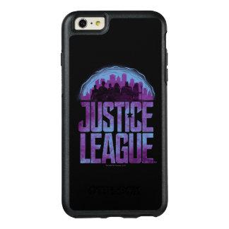 Justice League | Justice League City Silhouette OtterBox iPhone 6/6s Plus Case