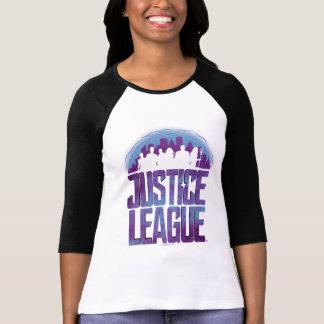 Justice League | Justice League City Silhouette T-Shirt