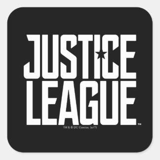 Justice League | Justice League Logo Square Sticker