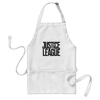 Justice League   Justice League Logo Standard Apron