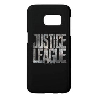 Justice League | Justice League Metallic Logo